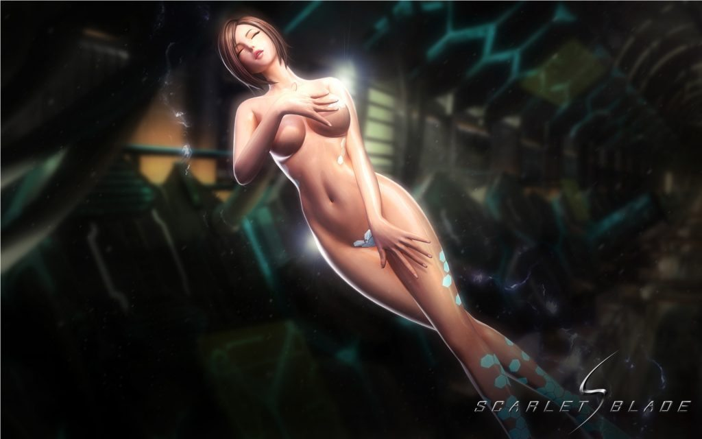 scarlet blade nude